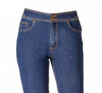 The 'Jess' Jean Straight Leg in Silky Summer Light Weight Denim Jeans